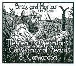 Brick and Mortar 2012, w/The Beauty Operators & Condorosa