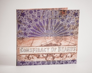 Conspiracy of Beards CD 2008