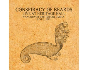 COB Live at Heritage Hall CD