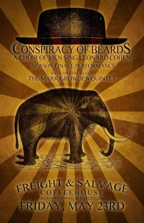 Conspiracy of Beards Season Finale Poster