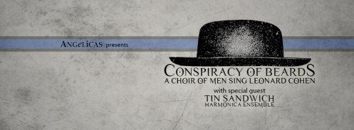 Conspiracy of Beards - Angelicas Banner 11.22.2014